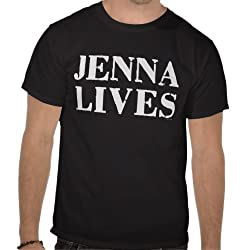 Awkward.: Jenna Lives Tee - Guys