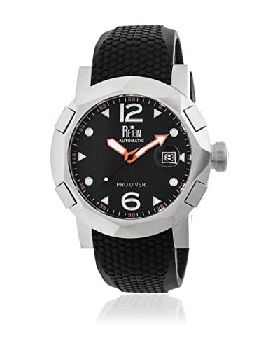 Reign Reloj con movimiento automático japonés Tudor Reirn12012 Negro 49  mm