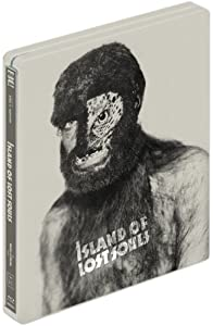 Island of Lost Souls [Masters of Cinema] (Ltd Edition Dual Format Steelbook) [Blu-ray] [1932]