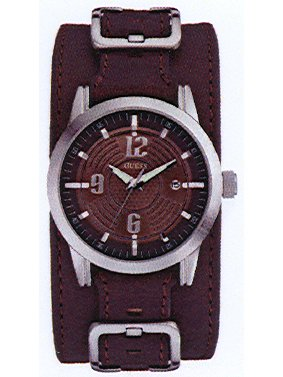 Guess Men's Watches Guess Trend Gents Leather Strap 75015G1 - 4 - Buy Guess Men's Watches Guess Trend Gents Leather Strap 75015G1 - 4 - Purchase Guess Men's Watches Guess Trend Gents Leather Strap 75015G1 - 4 (GUESS, Jewelry, Categories, Watches, Men's Watches, By Movement, Quartz)