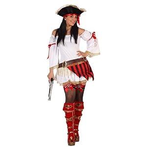 Atosa 5944 - Verkleidung Piratin Gr-38-40
