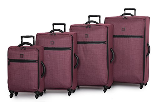 it-luggage-maleta-rojo-granate-wine-4-unidades