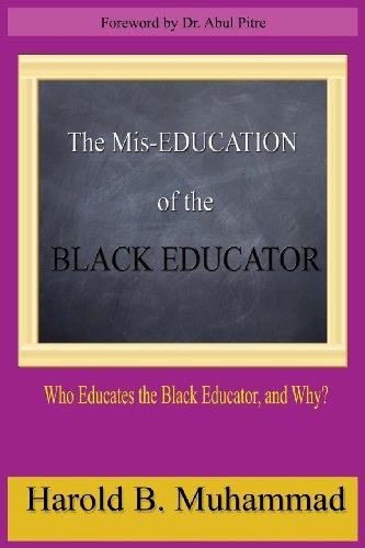 The Mis Education of the Black Educator