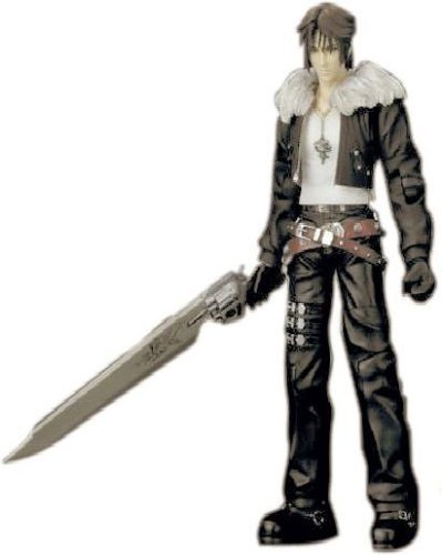Final Fantasy VIII Squall Leonhart Action Figure by Play Arts (Squall Leonhart Action Figure compare prices)
