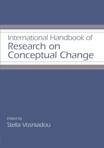 International Handbook Of Research On Conceptual Change (Educational Psychology Handbook)