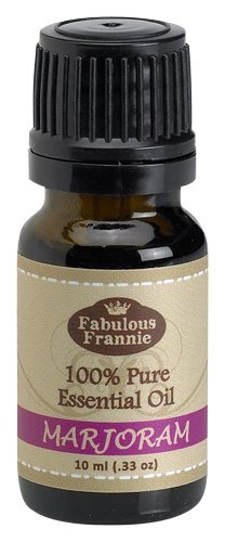 Marjoram Sweet Pure Essential Oil Therapeutic Grade - 10 ml