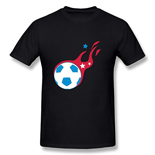 Soccer Usa Men'S Cute Tshirt
