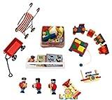 Melissa & Doug Deluxe Doll-House Nursery Room Accessories