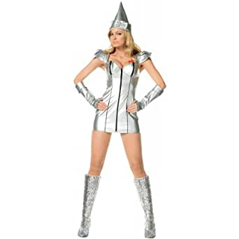 Tin girl costume small dress size 4 6 clothing - Small tin girl ...