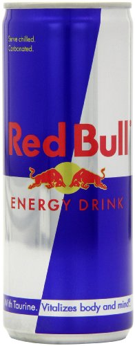 Red Bull Energy Can 4 x 250ml (Pack of 6, Total of 24 Cans)