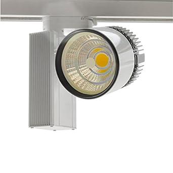 3 phasen led cob strahler spot 20 watt erco global nokia. Black Bedroom Furniture Sets. Home Design Ideas
