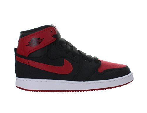 Nike Air Jordan 1 AJKO High OG Black Varsity Red White 638471-001 (11.5) (Jordan 1 Red And Black compare prices)