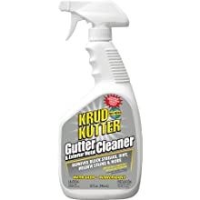 KRUD KUTTER GC32 Gutter Cleaner, 32-Ounce