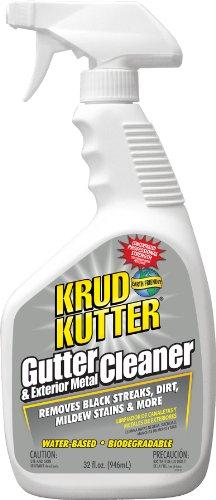 KRUD KUTTER GC32 Gutter Cleaner, 32-Ounce