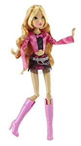 Winx Club Concert Collection Fashion Doll - Flora