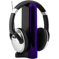 Digital Pioneer 007 4-In-One Wireless Headphones (72-36210)