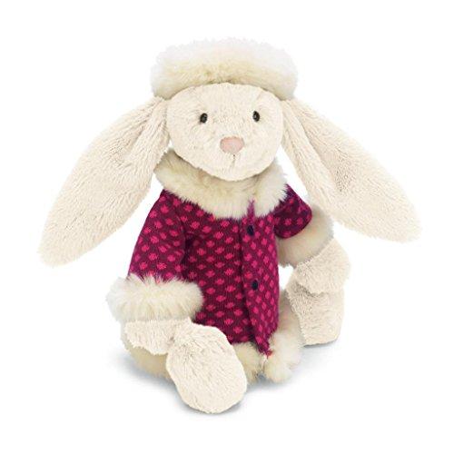 Jellycat Winter Wonderland Bunny front-267170