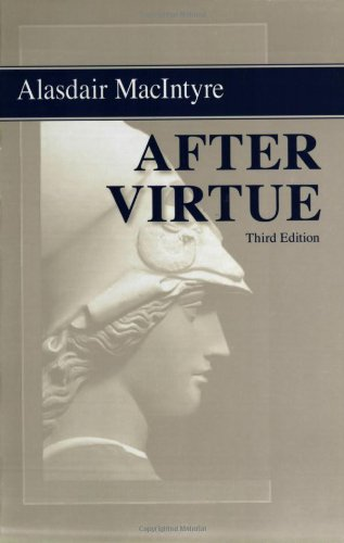 Image of After Virtue
