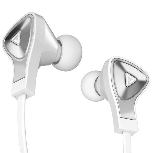 Monster DNA Ear-Buds with Control Talk  (White)