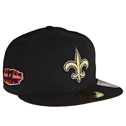 new-era-new-orleans-saints-59fifty-fitted-super-bowl-side-patcher-nfl-cap-7-1-4