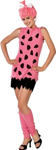 Pebbles Adult Costume (Small)