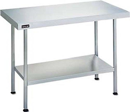 Lincat Kitchen furniture Centre Table 600mm long Dimensions 900(h) x 600(w) x 650(d)mm Weight :15 Kg