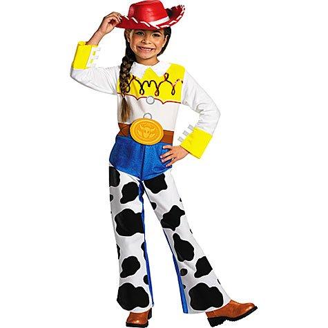 Girls Jessie Costume - Toy Story - 3T/4T
