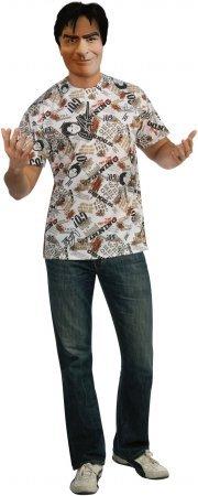 Charlie Sheen Costume Kit
