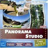 New Quickstart Quickstart Panaorama Studio Horizontal Vertical Panoramas Digital Cameras Scanners