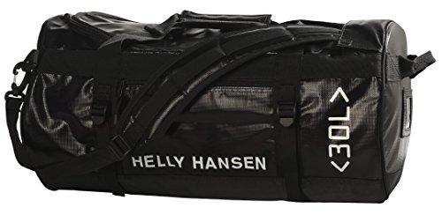 Helly Hansen HH DUFFEL Borsa Uomo - Nero (Nero (Black)) - 30 Litri
