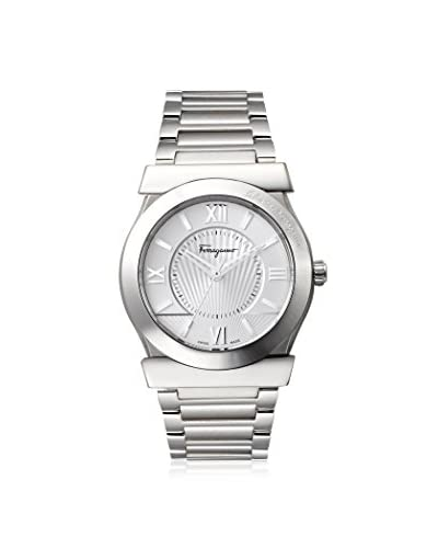 Salvatore Ferragamo Men's FI0990014 Vega Silver Stainless Steel Watch