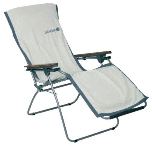 Hot Lafuma Chair Towel, Bleu Ocean