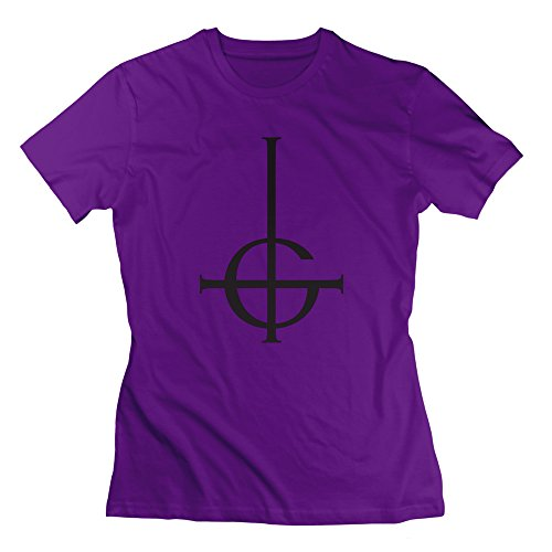 Nana-Custom Tees -  T-shirt - Donna viola X-Small