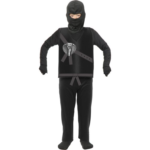 Red Ninja Avenger Kids Costume
