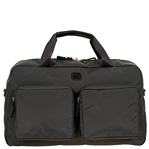 Bric's X-Travel Holdall Steel