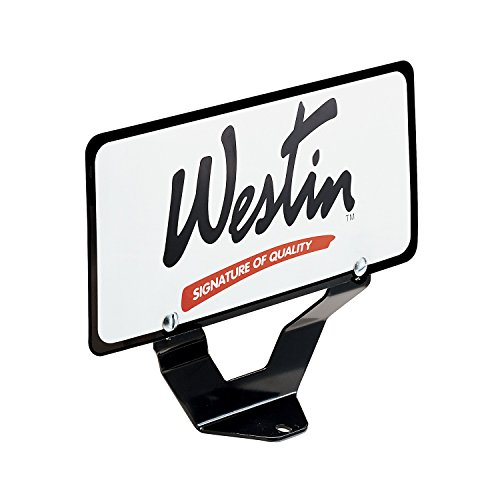 Westin 32-0055 License Plate Relocator for Bull Bar (Bull Bar 05 F150 compare prices)