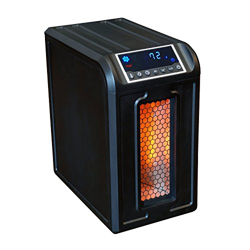 Smart for Life Lifesmart   Meduim Room Infrared Heater w/Remote B0094XU8VK