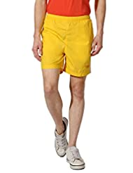 Ajile By Pantaloons Men's Cotton Shorts - B0127DVDY4