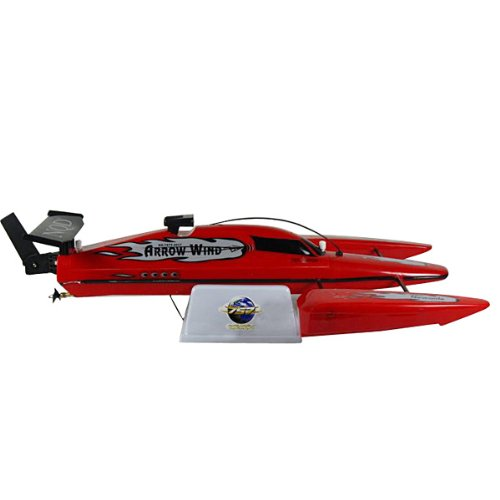 Big Bargain NO.757T-4017 1:16 Wireless RC Racing Boat