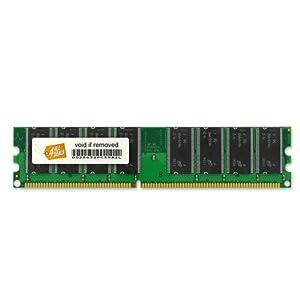 1 GB Dell New Certified Memory RAM Upgrade for Dell Dimension 1100/ B110 Desktop SNPJ0203C/1G A0740397
