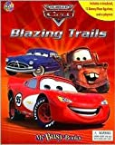 img - for Disney Cars Blazing Trails My Busy Books book / textbook / text book