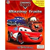 Disney Cars Blazing Trails My Busy Books ~ DISNEY PIXAR