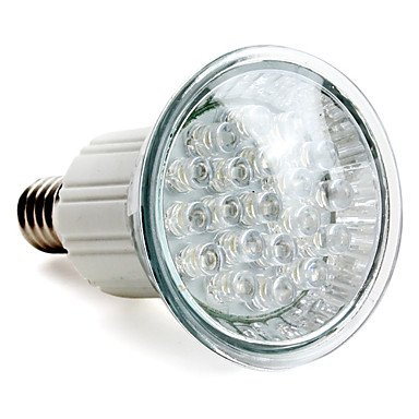 E14 1W 20-Led 100Lm 6000-6500K Natural White Light Led Spot Bulb (220-240V)