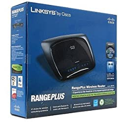 Cisco-Linksys WRT110 RangePlus Wireless Router