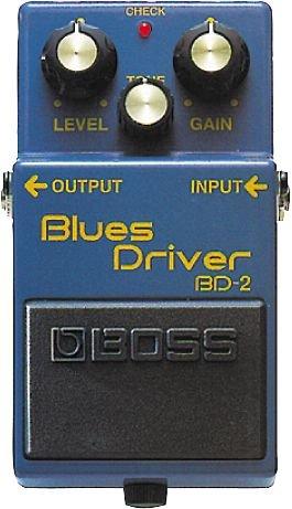 boss bd 2 blues driver guitar effects pedal instruments sale. Black Bedroom Furniture Sets. Home Design Ideas