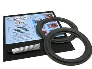 """EPI Speaker Foam Edge Repair Kit, 8"""" EPI 100, 100-A, TE-100, FSK-8"""