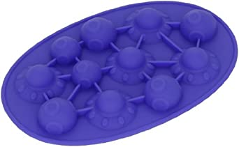 Lifetime Brands Inc. Silicone Ice Attacks Ice Tray for Astronomers