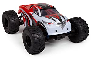 Amazon.com: IMEX Firefox 1:10 Electric 2.4GHz RTR RC Monster Truck