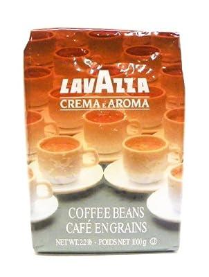 LavAzza Crema e Aroma Coffee Beans 2.2 lb