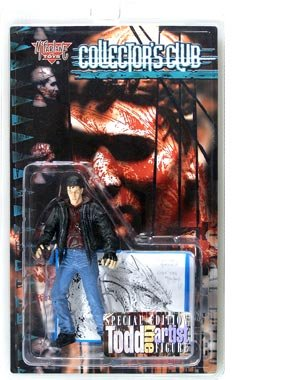 McFarlane Toys Collector's Club: Todd the Artist Figure - 1